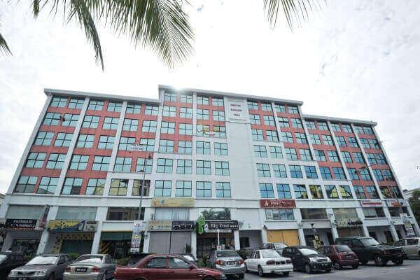 Sunway Mentari     Avenue Business Centre